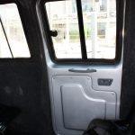 interno da cabine suplementar de fibra