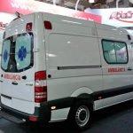 transformação ambulancia. venda de transformação para ambulancia.
