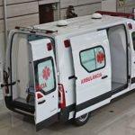 renault master ambulância