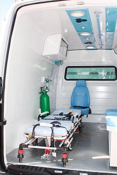 renault master ambulancia simples remoção