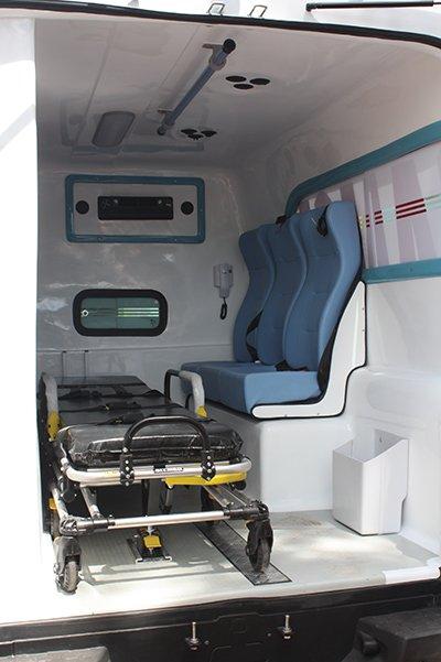 vans de fibra ambulancia, vendas de transformação para ambulancia.