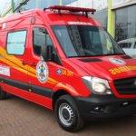 ambulancia bombeiro mercedes