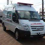 transformação de ambulancia ford transit