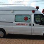 venda de transformação em ambulancia