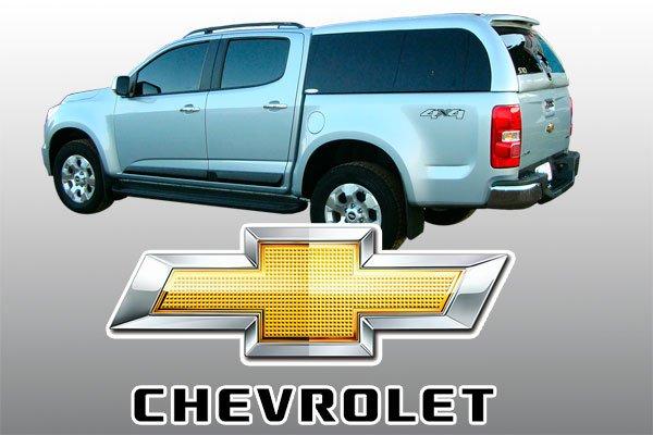 marca capotas de fibra Chevrolet