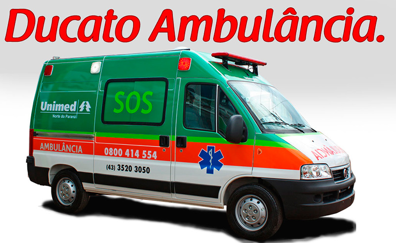 ducato ambulancia