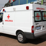 transfomadora de ambulancia ford transit