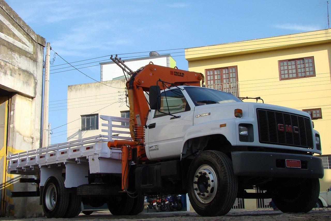 cabine suplementar para caminhão GMC