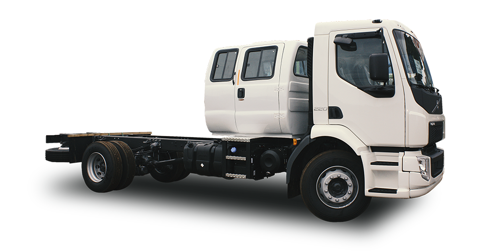 Cabine suplementar de fibra para caminhão volvo